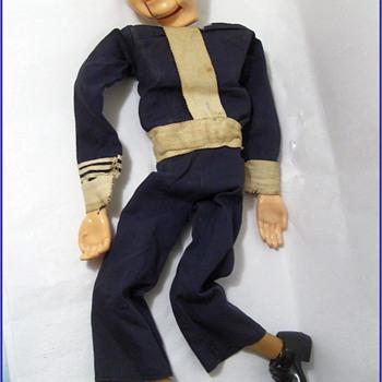 HAZELLE Talking Marionette - Puppet - Toys