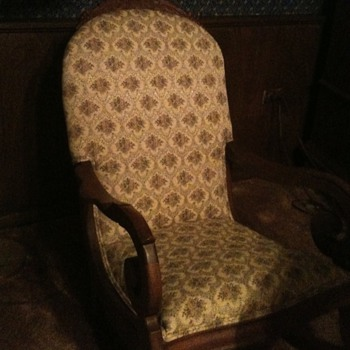 My Great Grandmothers Rocker - Furniture