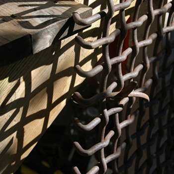 Large Iron Grates - Tools and Hardware