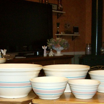 McCoy Bowls....