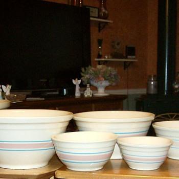 McCoy Bowls....