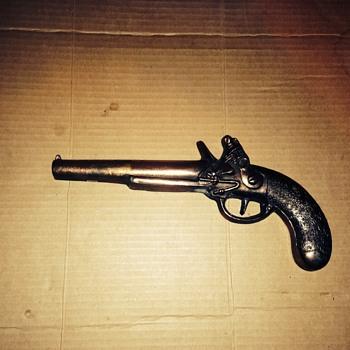 Copper gun