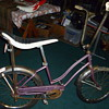 Montgomery Ward Hawthorne Bike with Bananna Seat