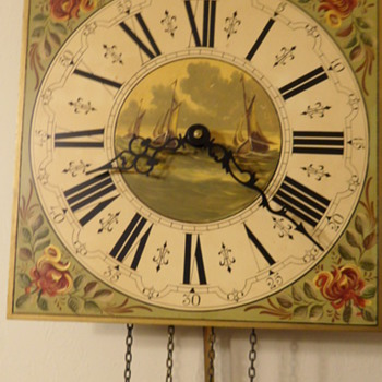 Who is the maker of this clock and value?