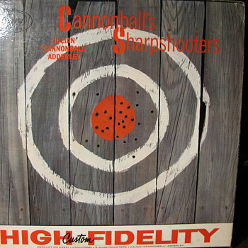 Canonball Adderley - Records