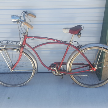 1958 Schwinn Corvette - Sporting Goods
