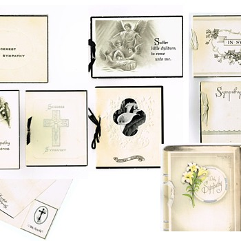 Sympathy Cards - Cards