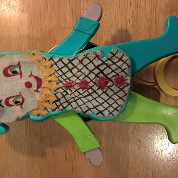 Pre 1969 Fisher Price Jolly Jumping Jack #145 crib toy?