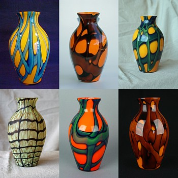Kralik Webbed Decor - Art Glass