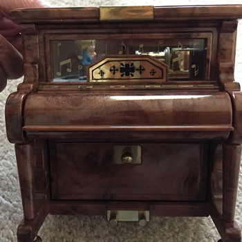 Possible Antique Music Box