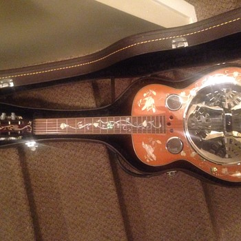 My beautiful mystery Dobro