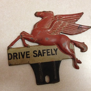 Pegasus Oil Plate Topper