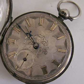 English Fusee #2 - Pocket Watches