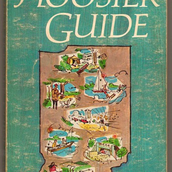 "1968-69 ""Hoosier Guide"" Tour Book - Books"