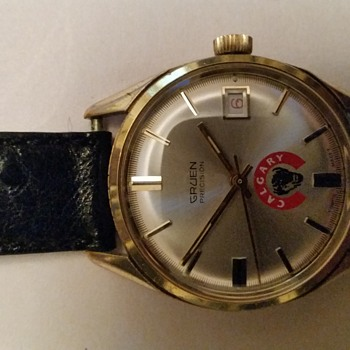 Gruen Calgary watch - Wristwatches