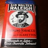 Sir Walter Raleigh pocket tin