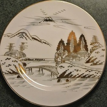 from Japan after 1950 - China and Dinnerware