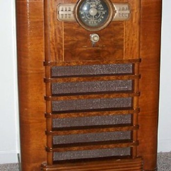 Zenith console radio, Model#10S464
