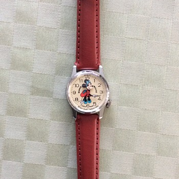 My first little Minnie. - Wristwatches