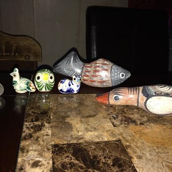 Tonala Mexican pottery