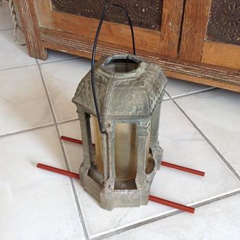 Antique bird feeder, looking for origin/age info
