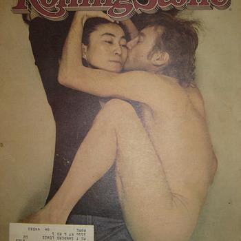Rolling Stone John Lennon Death