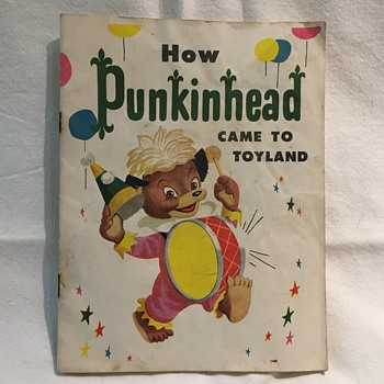 The T. EATON Co. Limited, Winnipeg Punkinhead Goes to Toyland