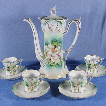 Our newest  RS Prussia Demme set.  - China and Dinnerware