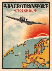 ab aerotransport stockholm