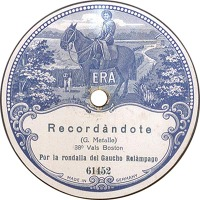 Era 78 RPM record