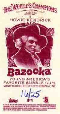 Bazooka Young America's Favorite Bubble Gum