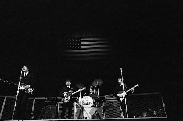 The Beatles 1964 American Tour Las Vegas