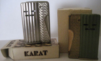 group of cigarette lighters