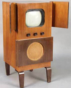 Steve McVoy is Tuned Into Vintage Television Sets