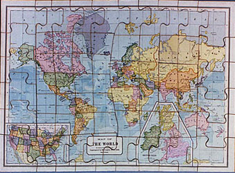 Of the world jigsaw puzzle map of the world jigsaw puzzle gumiabroncs Images