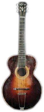 1918 Gibson L-3 Acoustic Archtop