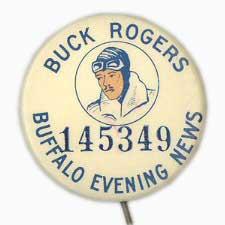 Buffalo Evening News. By Bastian Brothers ca. 1930