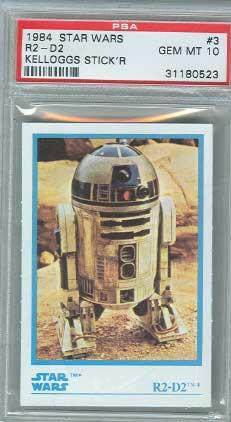 1984 R2-D2 card