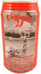 1993 California Dream can series