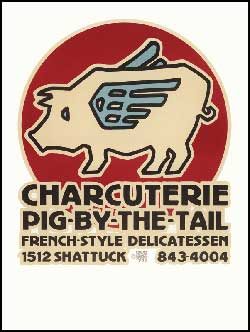 Charcuterie Pig-By-The-Tail - 1973