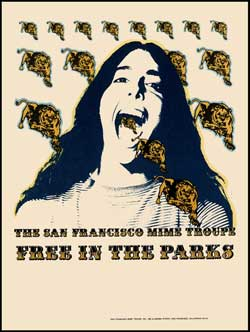 San Francisco Mime Troupe - 1970