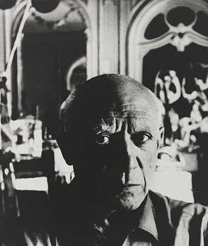 Bill Brandt (1904-1983) Pablo Picasso. Silver print 1957; printed 1960s-1970s