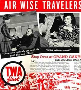 1936 TWA ad