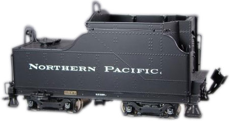HO W&R Northern Pacific Road #2129