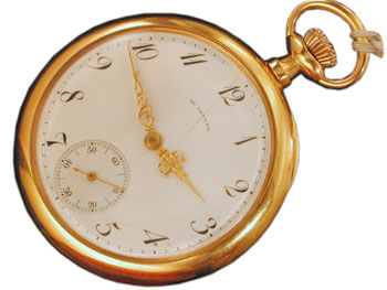 e8910d46bb2 A Short History of the American Antique Pocket Watch