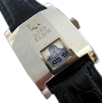 An Elgin Watch Company Wristwatch