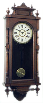 Queen Elizabeth by Ansonia Clock Co., New York, NY ca. 1894 - 1920s