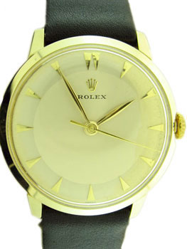 A Rolex Wristwatch