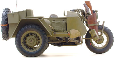 Model XS with sidecar