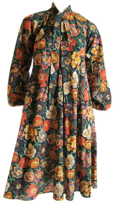 1970s Liberty of London Dress